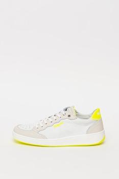 Blauer, Olympia bőr sneaker kontrasztos részletekkel