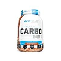 Pudra energizanta Carbo Build Deluxe, Everbuild, Shake de ciocolata, 1.816 kg