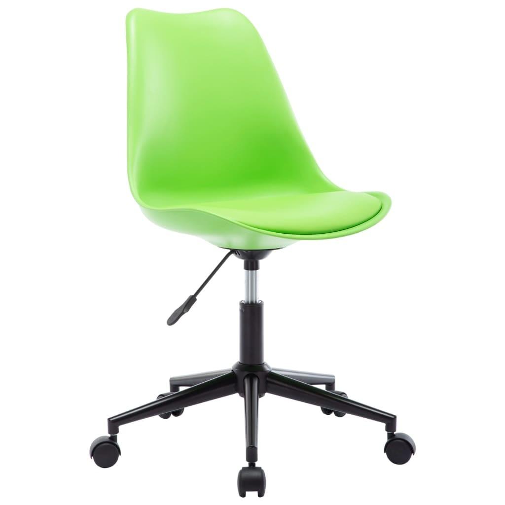 Krzesło Krzesła Do Jadalni 6 Sztuk Zielone 8719883564159