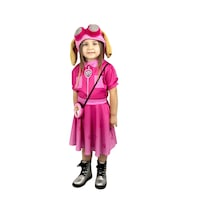 Детски карнавален костюм HuxyMascots Пес Патрул, Скай, размер 104