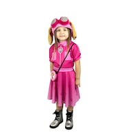 Детски карнавален костюм HuxyMascots Пес Патрул, Скай, размер 122