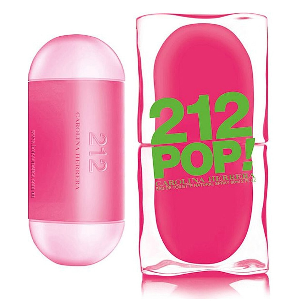 Carolina Herrera 212 POP női parfüm 60 ml Eau De Toilette b4r4Ge
