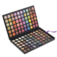 Professzionális smink készlet Szemhéjfesték paletta, 120 szín, Make-up paletta A5 TotulPerfect