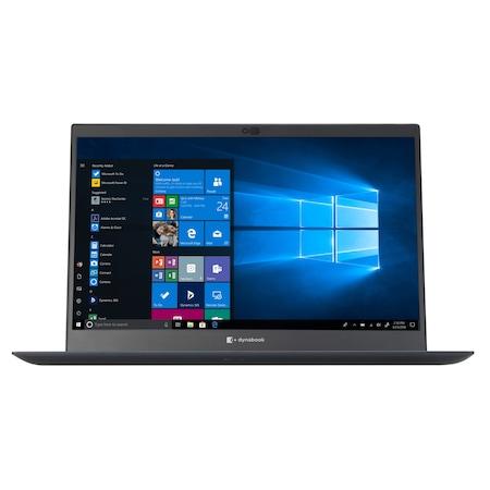 Лаптоп Dynabook Toshiba Tecra X50-F-12T с Intel Core i5-8265U (1.60/3.90GHz, 6 M), 16 GB, 500GB M.2 NVMe SSD, Intel UHD Graphics 620, Windows 10 Pro 64-bit, тъмносин