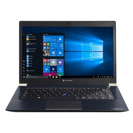 Лаптоп Dynabook Toshiba Tecra X40-F-145 с Intel Core i5-8265U (1.60/3.90GHz, 6 M), 16 GB, 1TB M.2 NVMe SSD, Intel UHD Graphics 620, Windows 10 Pro 64-bit, тъмносин