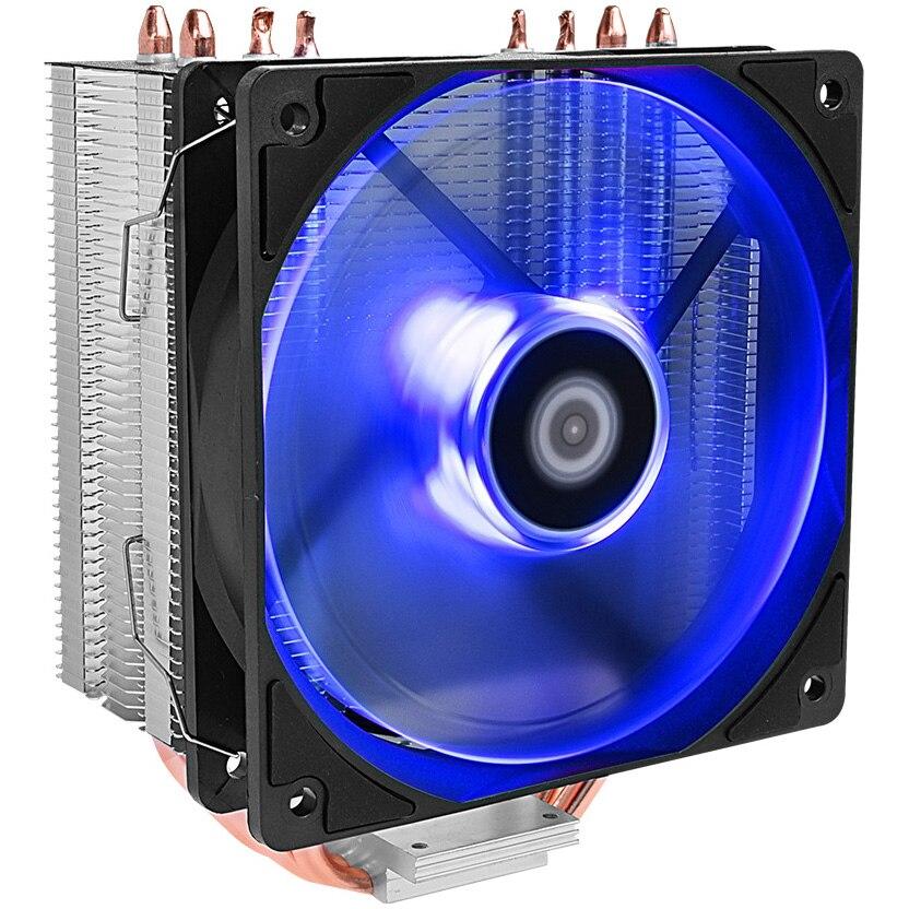 Fotografie Cooler procesor ID-Cooling SE-224M, compatibil AMD/Intel