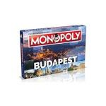 Hasbro - Monopoly Budapest - Top látnivalók társasjáték