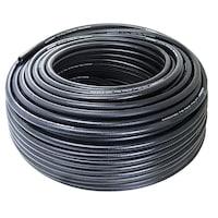 Micul Fermier tömlő, PVC, 8 mm, 50 méter, Fekete