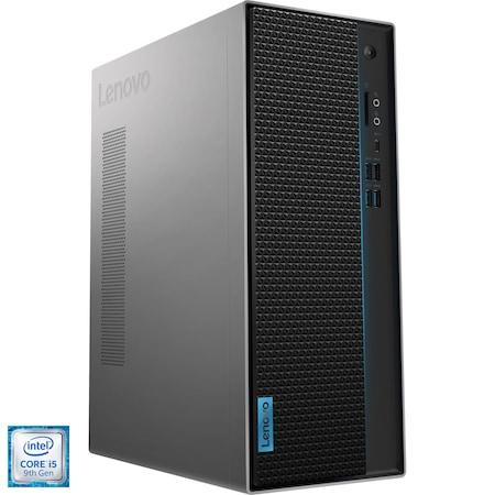 Настолен компютър Gaming LENOVO IdeaCentre T540-15ICK G, Intel® Core™ i5-9400F, RAM 8GB, SSD 512GB, NVIDIA® GeForce® GTX 1650 4GB, Free DOS
