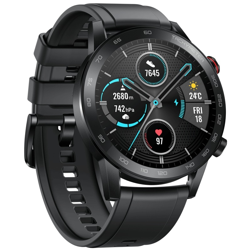 Fotografie Smartwatch Honor Watch Magic 2, 46 mm, Black
