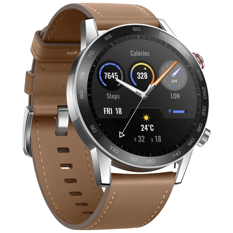 Fotografie Smartwatch Honor Watch Magic 2, 46 mm, Steel