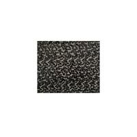 Paiete geometrice negre de 5 mm pe tul negru, sabit networks,127 cm, 1M