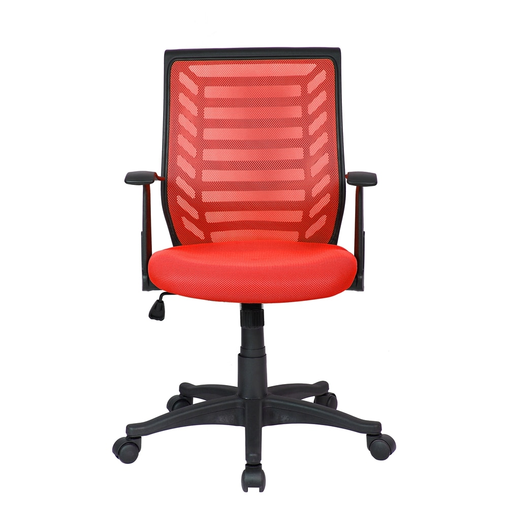 Kring Forest Ergonomikus irodai szék, Hálós, Piros eMAG.hu