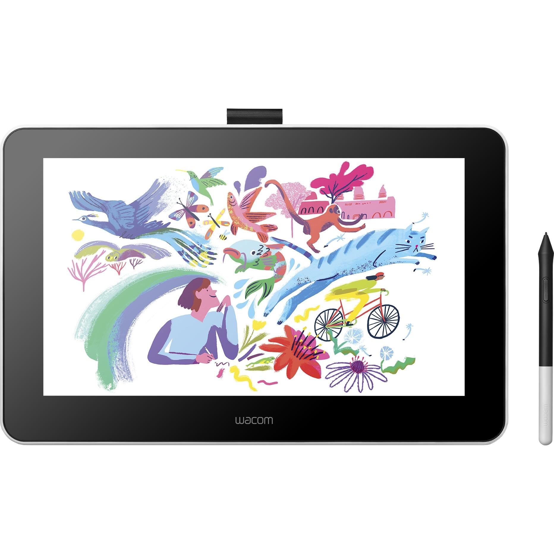 Fotografie Tableta grafica Wacom One 13