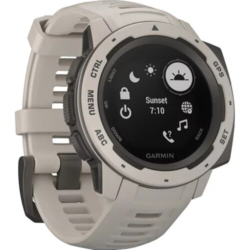 Fotografie Ceas Smartwatch Garmin Instinct, GPS, Gri