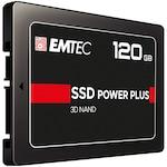 """Solid State Drive (SSD) EMTEC X150, 120GB, 2.5"""", SATA III"""