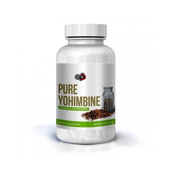 Yohimbe zsírégető mellékhatások