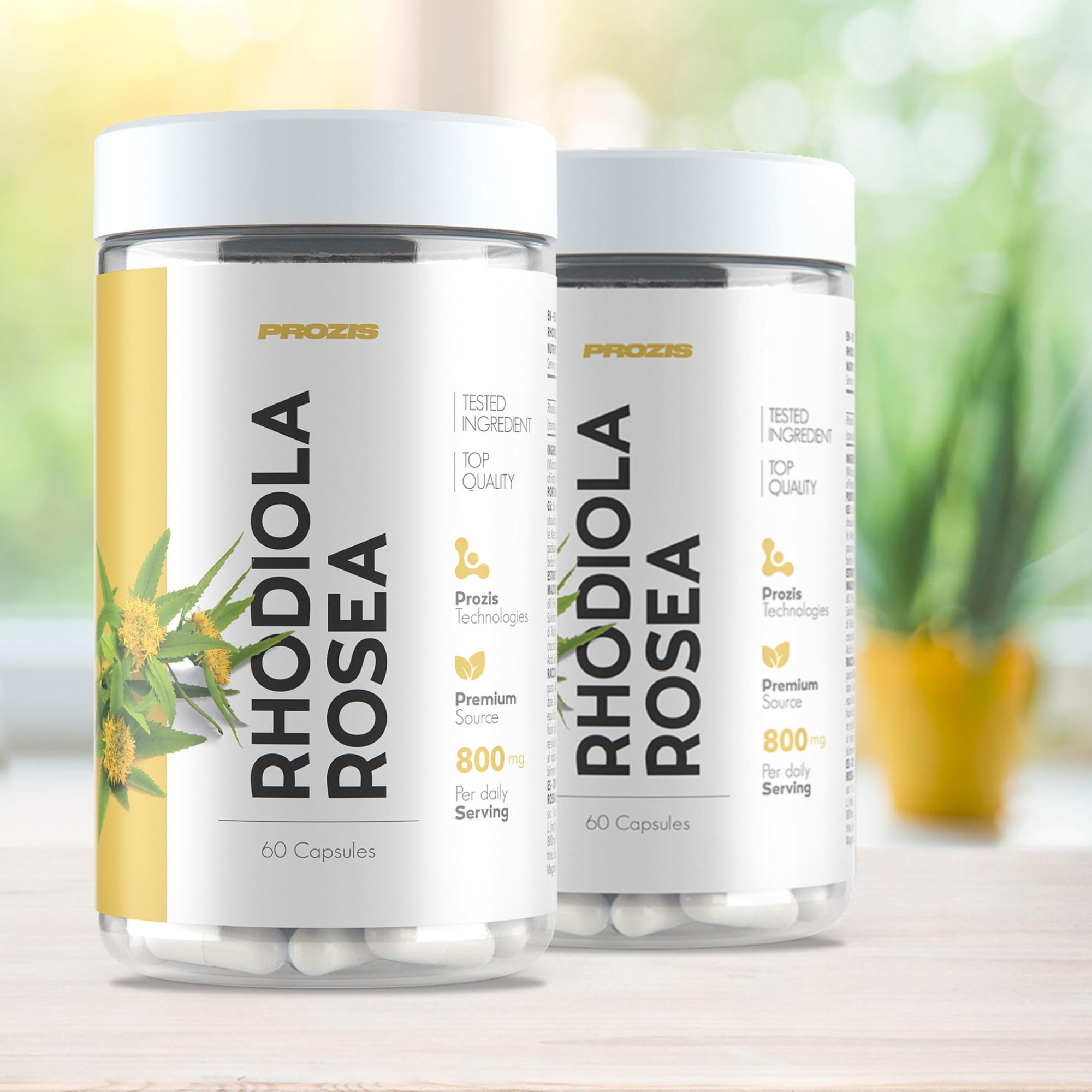 ajută la rhodiola rosea cu pierderea în greutate