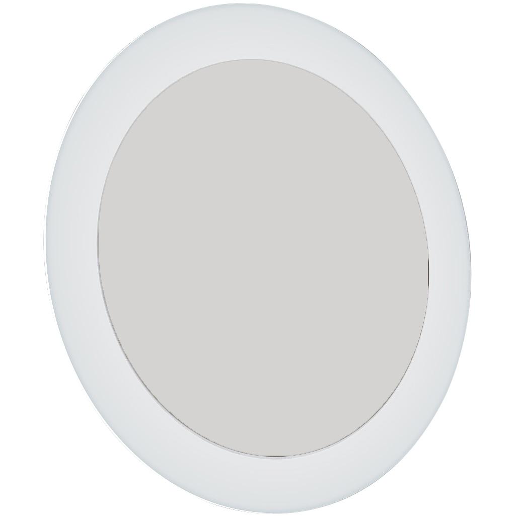 Fotografie Oglinda Kring cu retroiluminare LED, circulara, diam. 75 cm