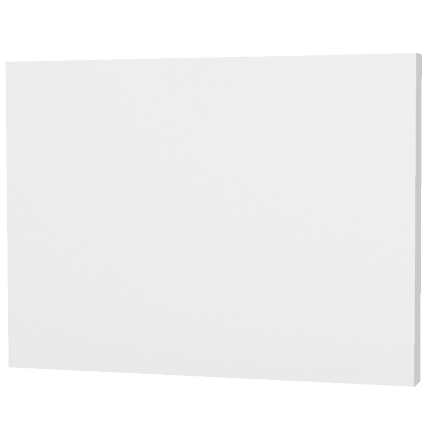 Fotografie Oglinda cu cant argintiu, pentru Kring Corallo Bianco, Kring Fly, 80x60x2 cm