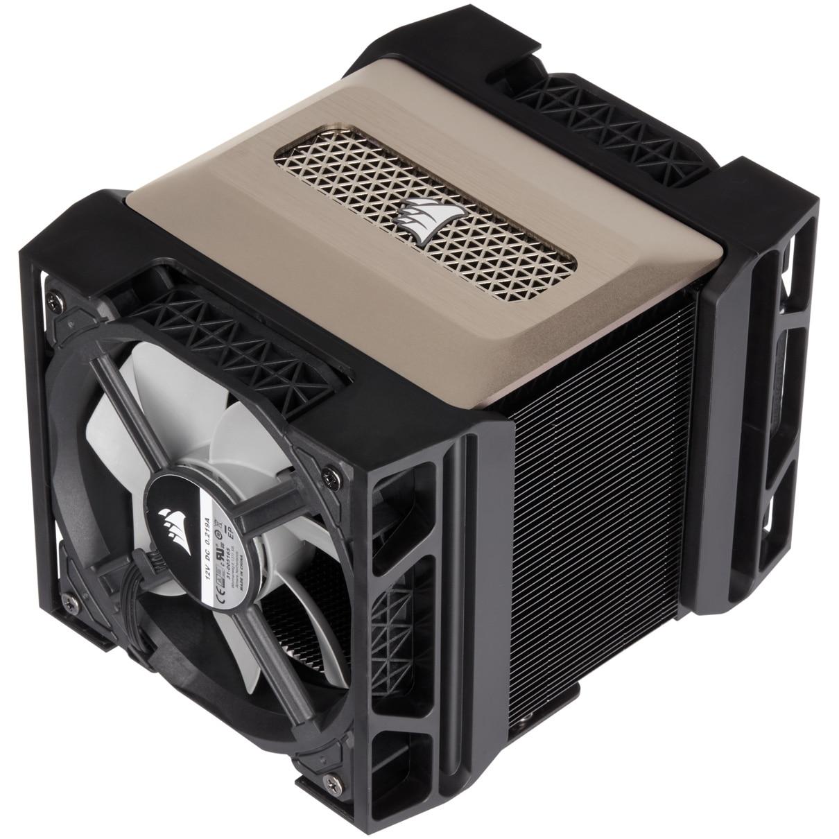 Fotografie Cooler procesor A500 Dual Fan, compatibil AMD/Intel