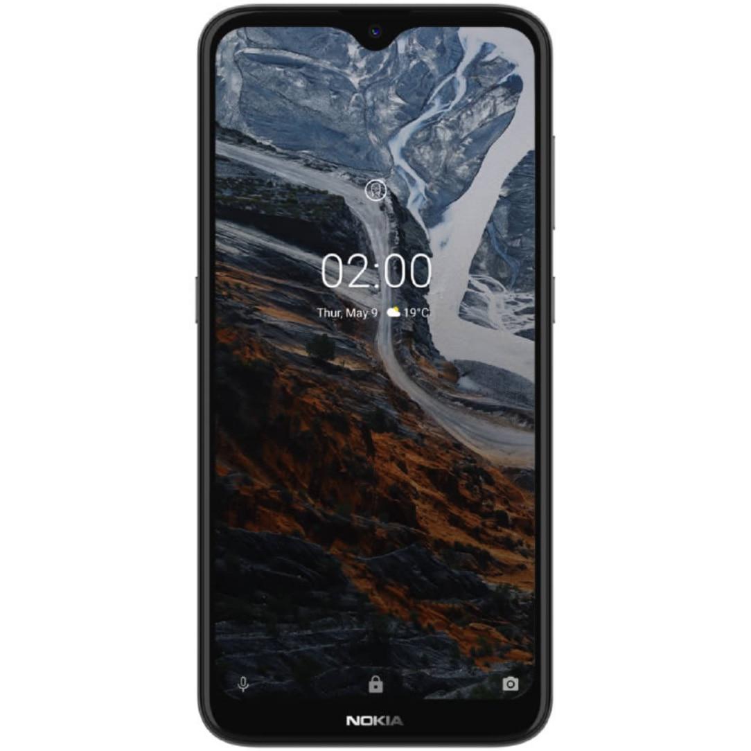 Fotografie Telefon mobil Nokia 2.3, Dual SIM, 32GB, 4G, Charcoal