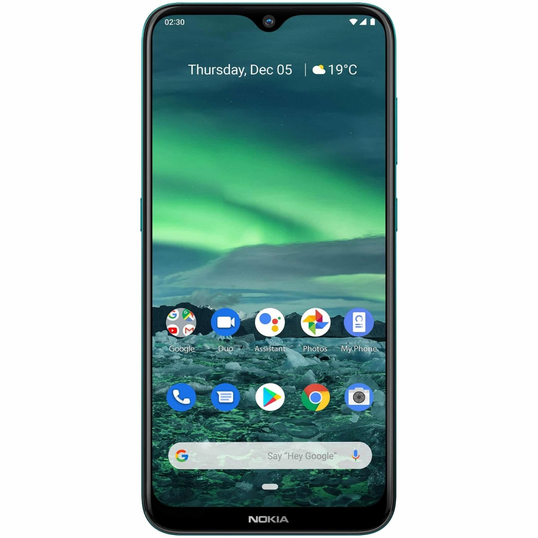 Fotografie Telefon mobil Nokia 2.3, Dual SIM, 32GB, 4G, Green