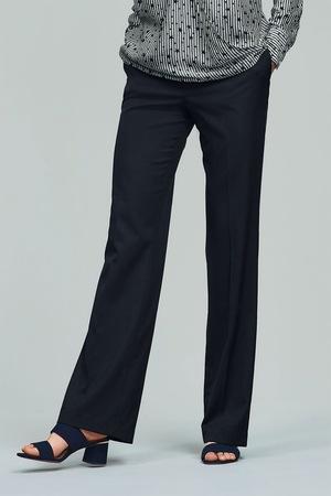 NEXT, Pantaloni bootcut eleganti, Bleumarin inchis, 6S