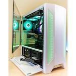 Powerup System PROJECT 7 RGB Watercool AMD Ryzen 7 3800X 8Core 3.9-4.5Ghz, RTX 3060 12GB GDDR6, 32GB DDR4, SSD 512GB M.2, HDD 2TB, 750W