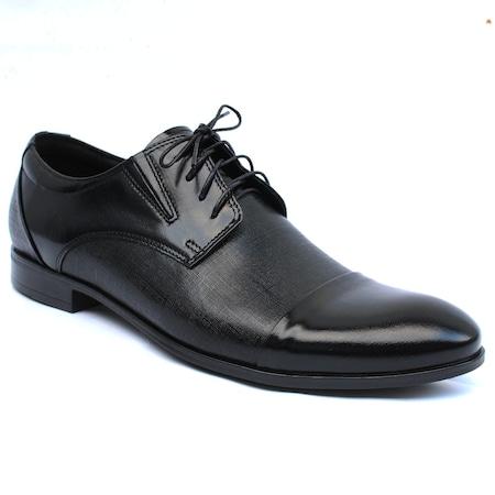 Lavaggio férfi elegáns félcipő 334 fekete 05451 Méret 44