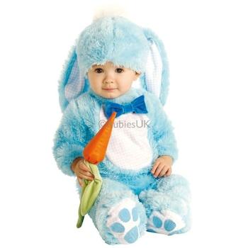 Бебешко костюмче Зайче, Noah's Ark Collection, 6-12 месеца