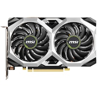 Placa video MSI GeForce GTX 1660 SUPER VENTUS XS OC, 6GB GDDR6, 192-bit