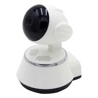 V380 WIFI Beltéri Robotkamera, hangszóróval és mikrofonnal, éjjellátó funkcióval