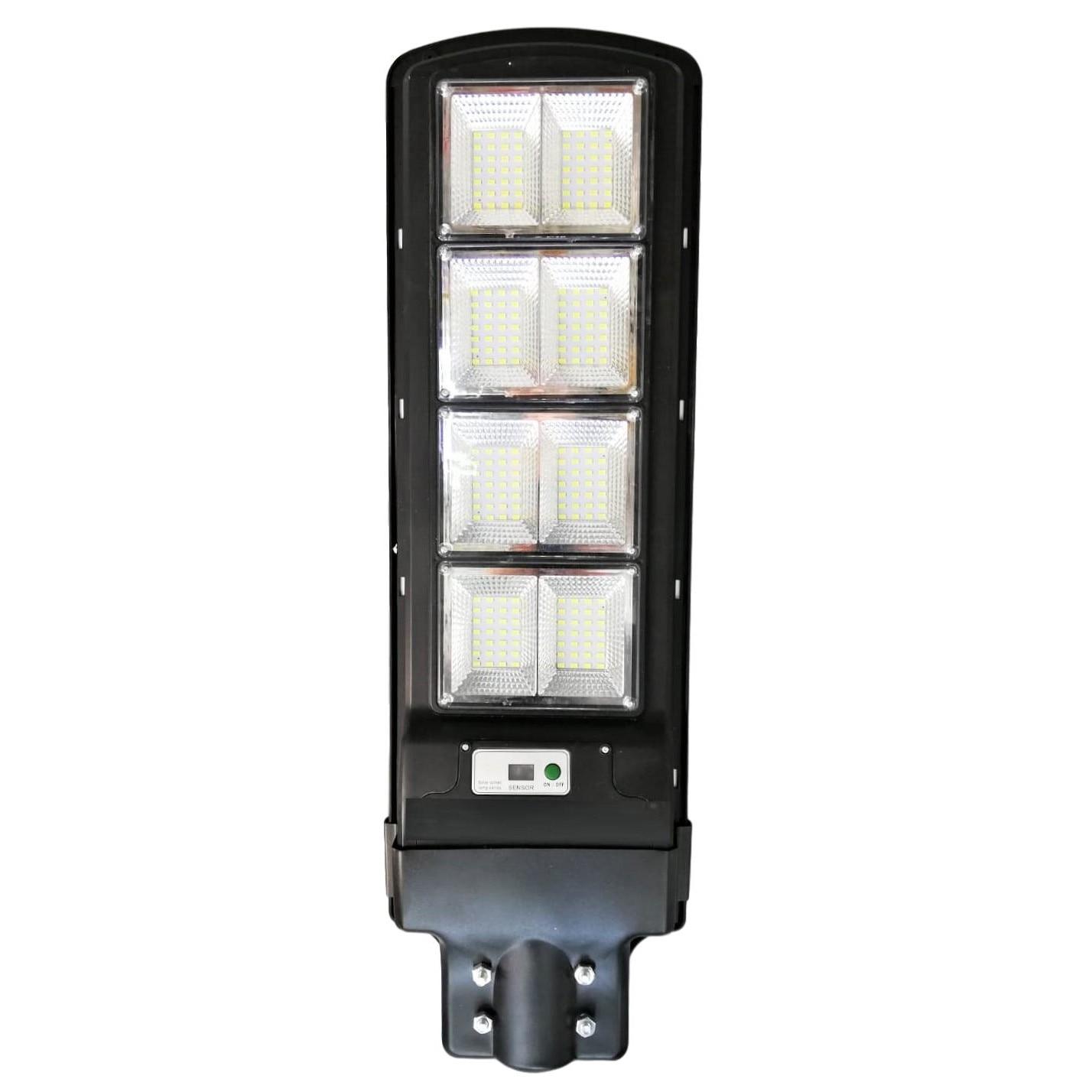 Lampa Led 120w Iluminat Stradal Solara Cu Senzor Premium Emag Ro