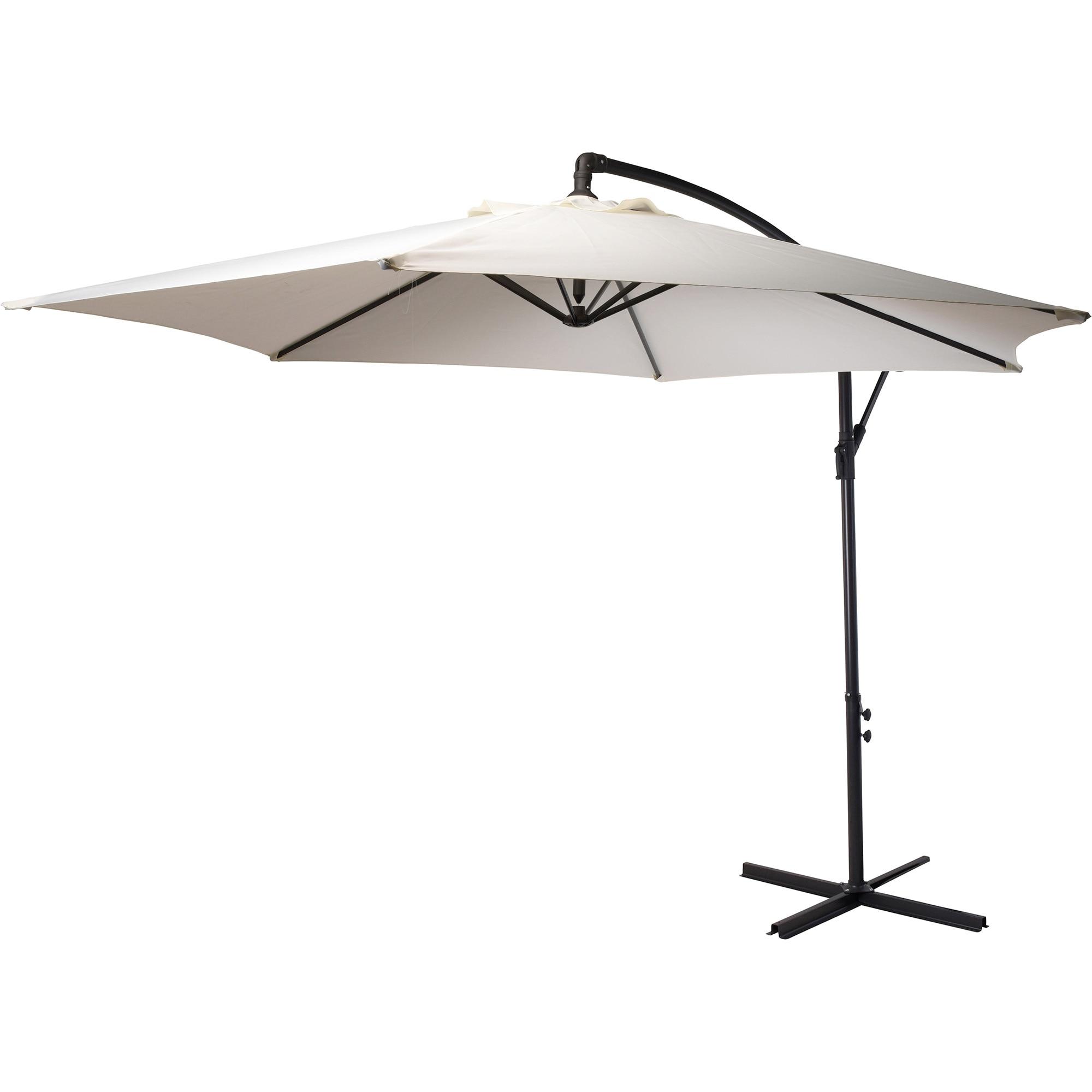 Fotografie Umbrela de soare suspendata, Ambiance, 300 cm, crem