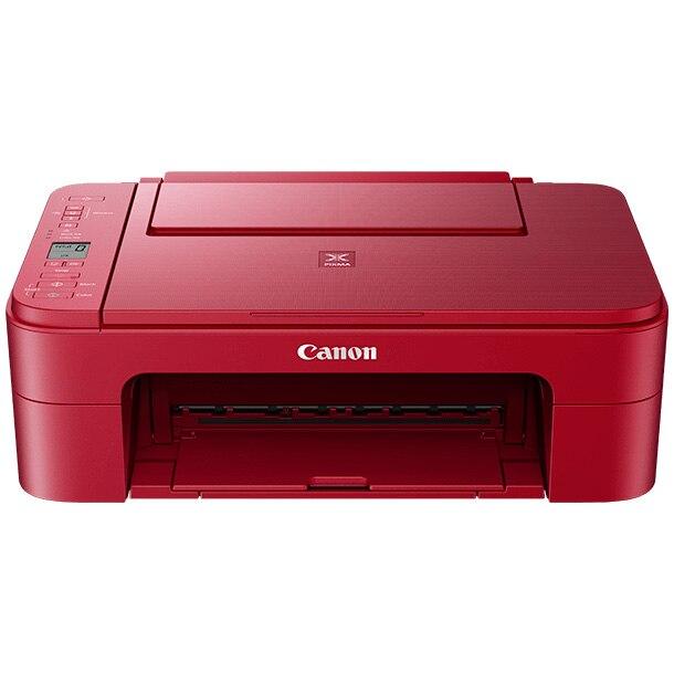 Fotografie Multifunctional inkjet Canon Pixma TS3352, wireless