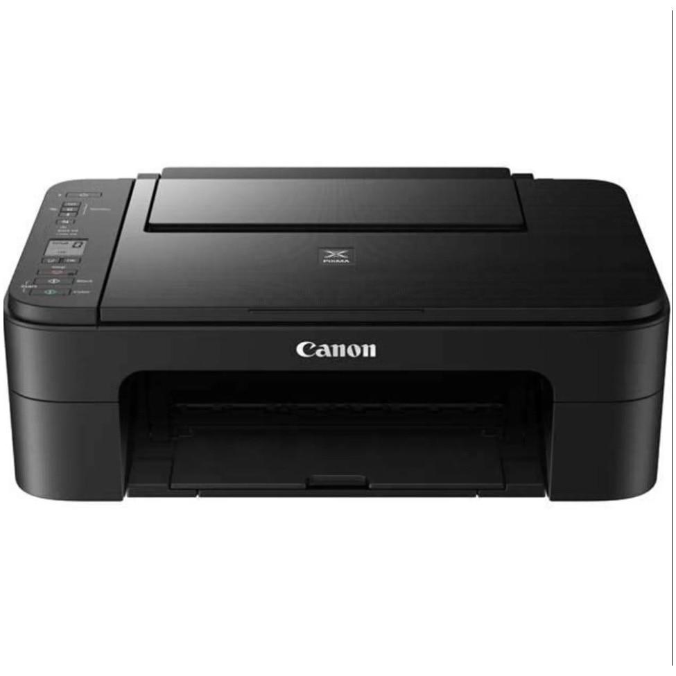 Fotografie Multifunctional inkjet Canon Pixma, wireless, A4, TS3355, BLACK