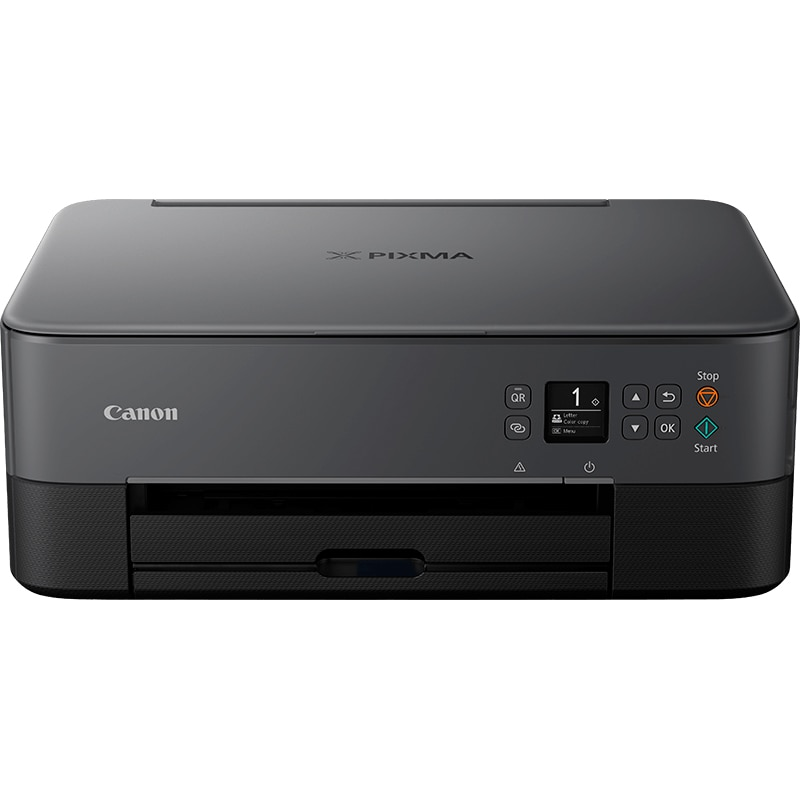 Fotografie Multifunctional inkjet color Canon PIXMA TS5350, Duplex, Wireless, A4