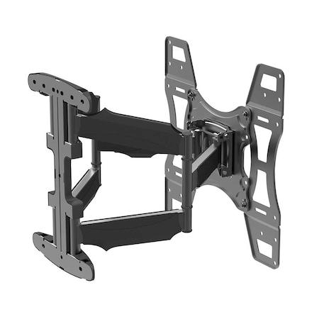 """Подсилена стойка за TV Alien U01AX с две чупещи се рамена до 55"""" , до 40 kg , VESA 400 х 400"""
