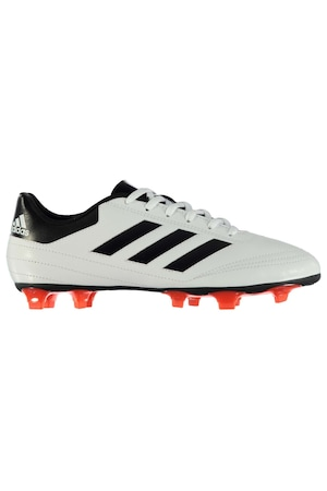 Мъжки Обувки Goletto Firm Ground Football ADIDAS 694184, Бял, 45.3 EU