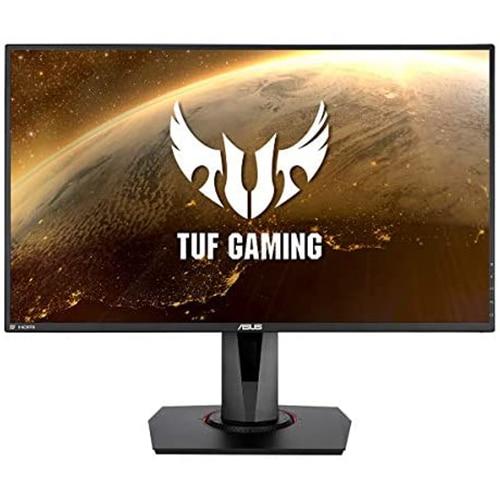 "Fotografie Monitor gaming LED IPS Asus TUF 27"", Full HD, Display Port, G-Sync, 280Hz, 1ms, Negru"