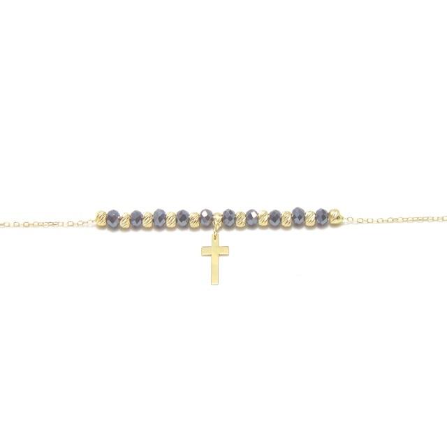Bratara aur cu pandativ cruce