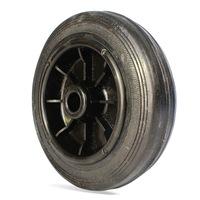 Колело Резервно ГУМА/PVC PREMIUMFIX, 200мм , Товароносимост 200кг