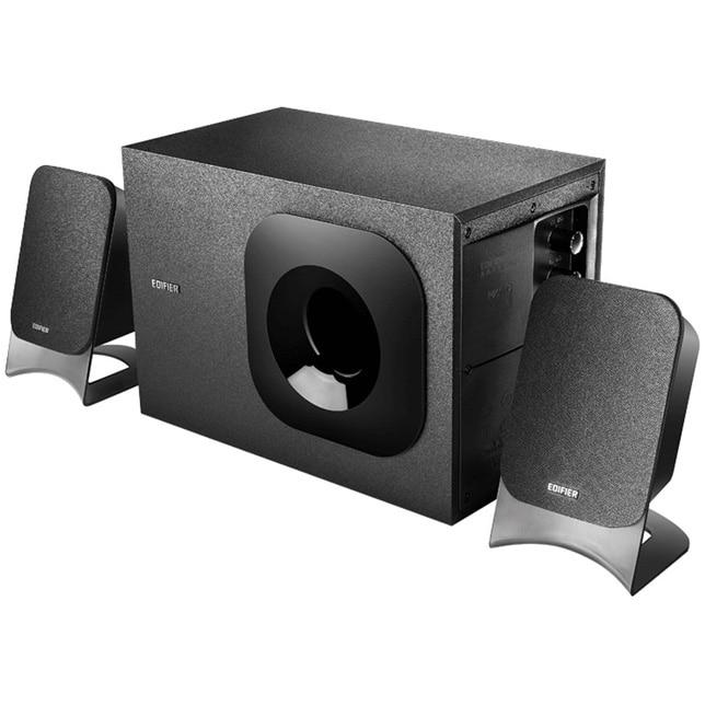 Fotografie Boxe Edifier 2.1 M1370BT, 34W, Bluetooth, Negru