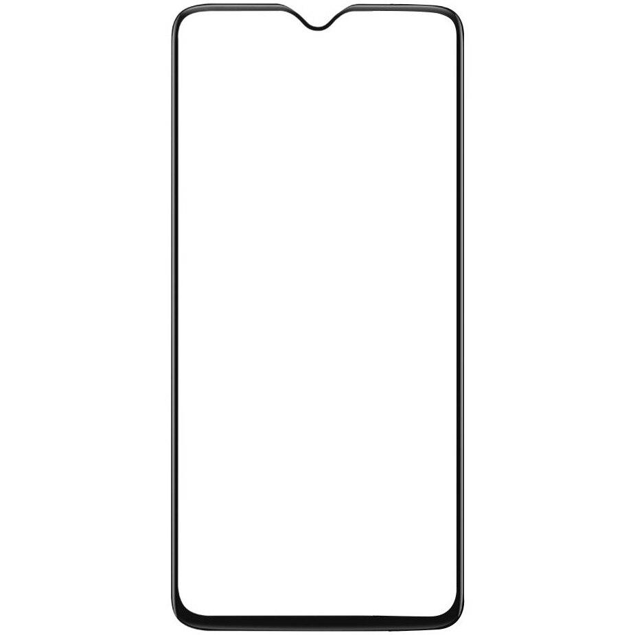 Fotografie Folie de protectie Lemontti Full Fit pentru OnePlus 7, Black