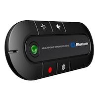 OEM TT43 napellenzőre csíptethető autós Bluetooth kihangosító, IOS / Android