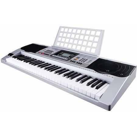Orga electronica X810, 61 clape pline, MP3 USB, Ecran mare digital