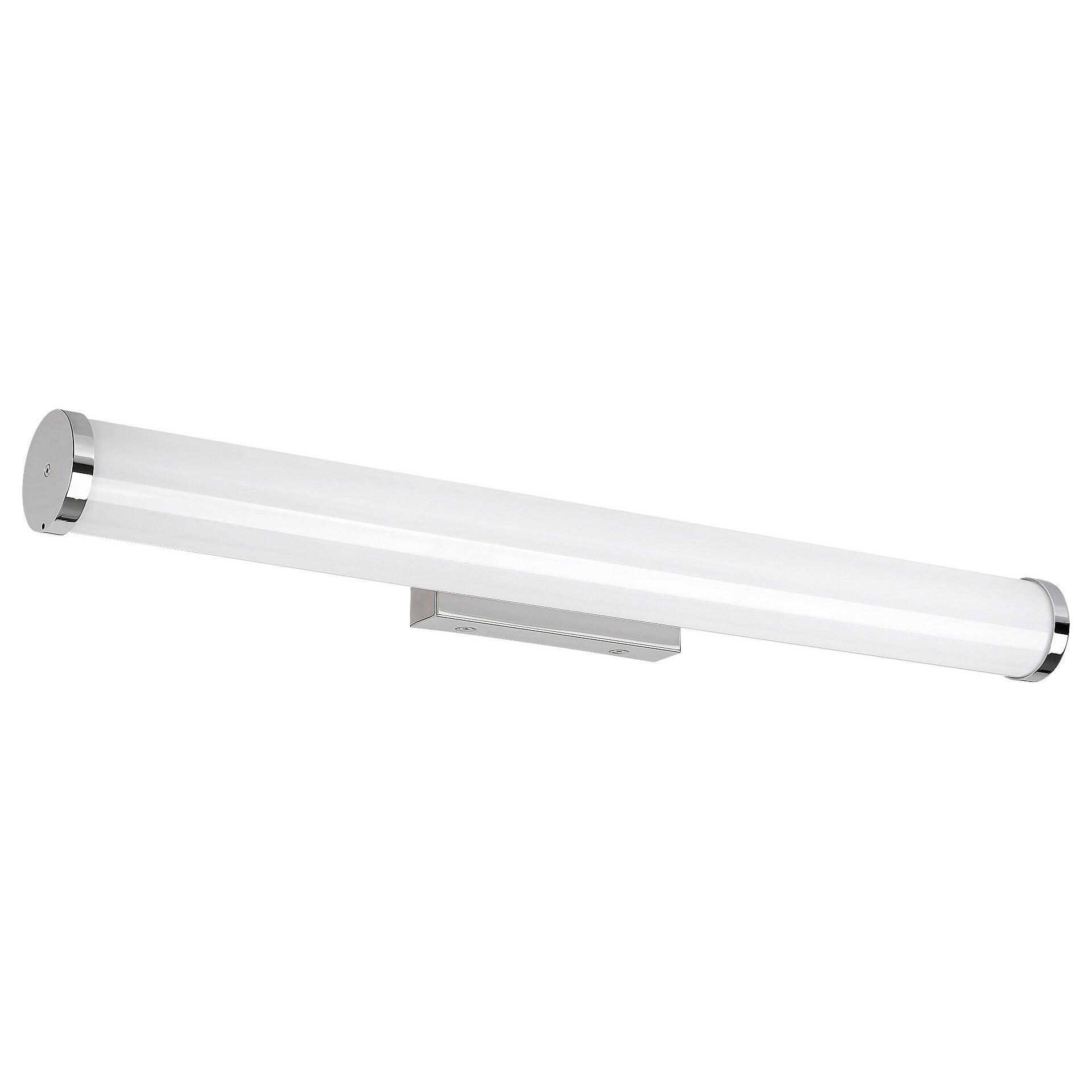 Fotografie Aplica LED integrat pentru baie Rabalux Sonja, 6W, 450 lm, IP44, A+, lumina alba naturala (4000K), 34 cm