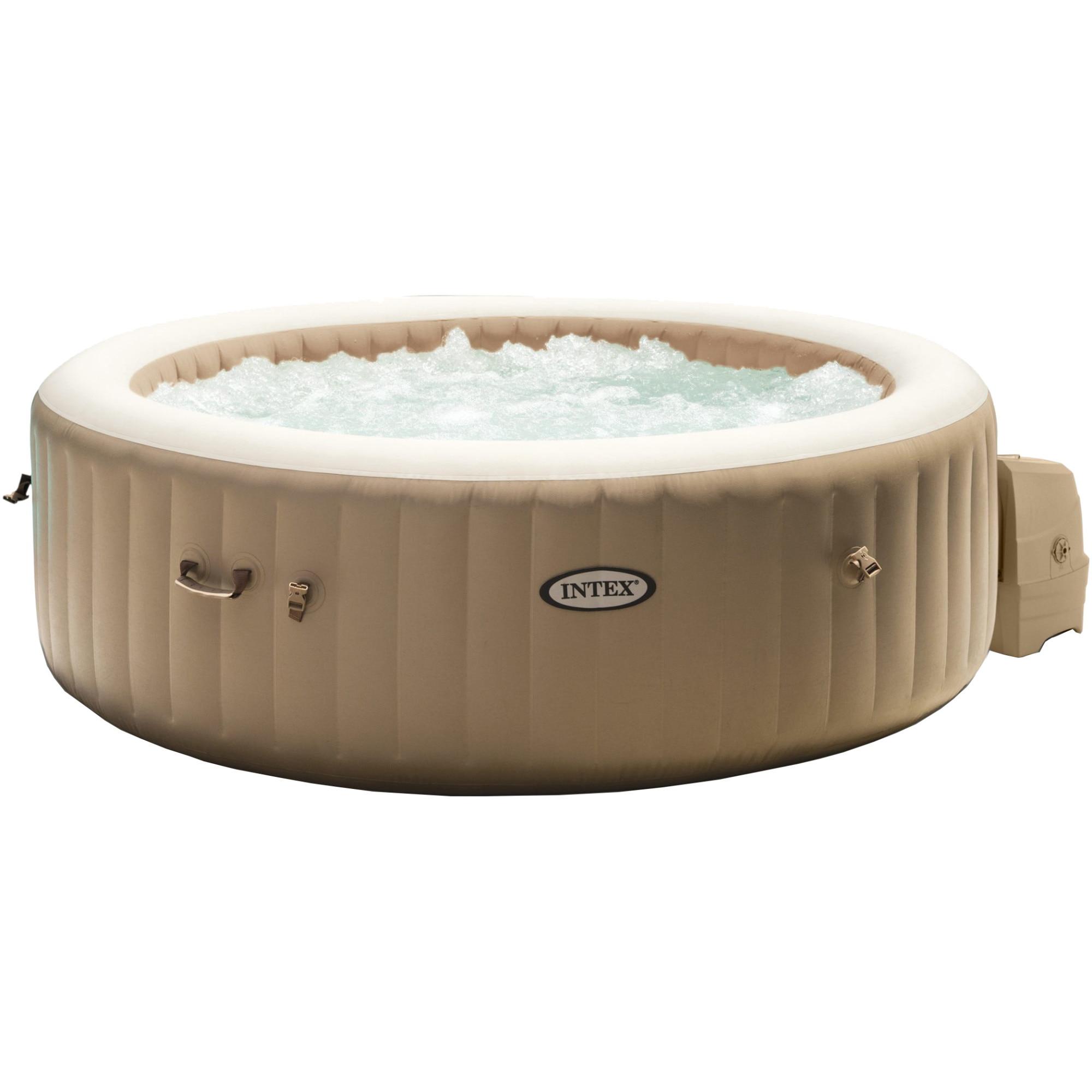 Fotografie Jacuzzi Intex PureSpa™ Bubble Massage 4 locuri