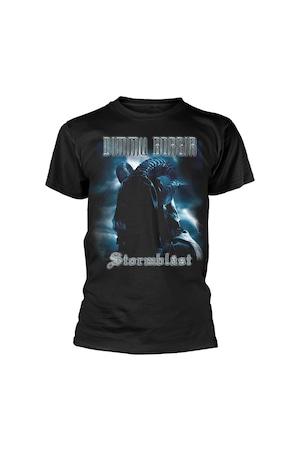 Tricou pentru barbati, Dimmu Borgir, Stormblast, Negru
